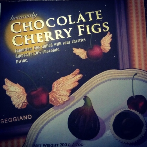 Seggiano chocolate covered figs