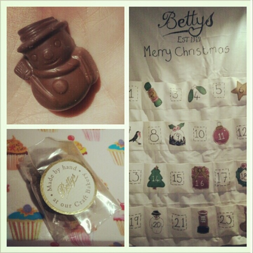 Betty's Advent Calendar