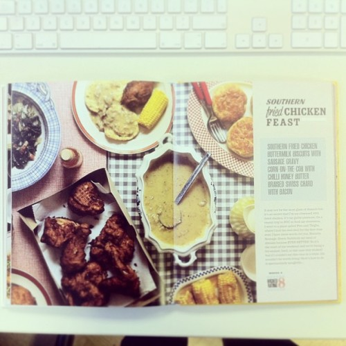 Southern Fried Chicken Feast by @gizzierskine