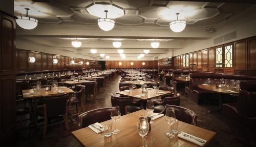 Hawksmoor dining room