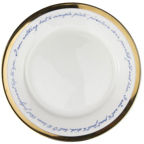 mineheart poetry plate